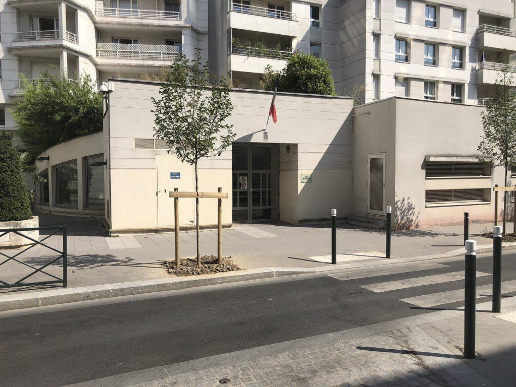 Salle Omnisports de Saint Mandé 100% Krav Maga