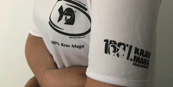 Tee Shirt Officiel 100% Krav Maga